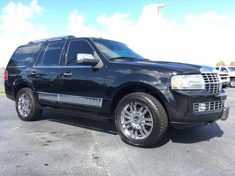 2009 Lincoln Navigator for sale in Merrit Island, FL