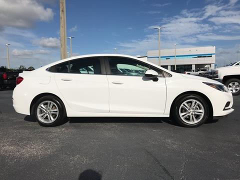 2017 Chevrolet Cruze for sale in Melbourne, FL
