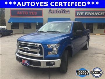 2016 Ford F 150 For Sale Louisiana Carsforsale Com