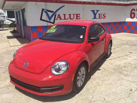 2015 Volkswagen Beetle for sale in Prairieville LA