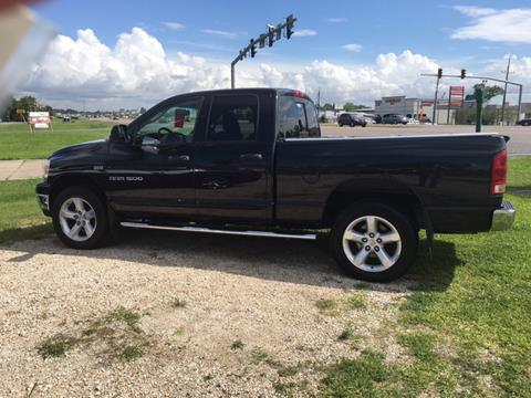 2006 Dodge Ram Pickup 1500 for sale in Prairieville LA