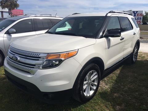 2012 Ford Explorer for sale in Prairieville LA