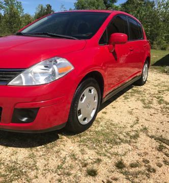 2009 Nissan Versa for sale in Prairieville, LA