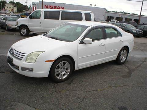 2006 Ford Fusion for sale in East Providence, RI