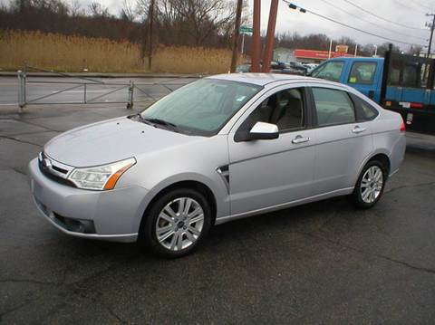 2008 Ford Focus for sale in East Providence, RI