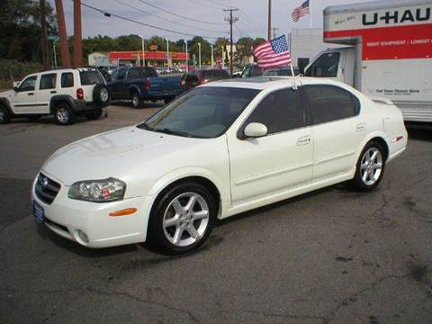 2003 Nissan Maxima For Sale Carsforsale Com