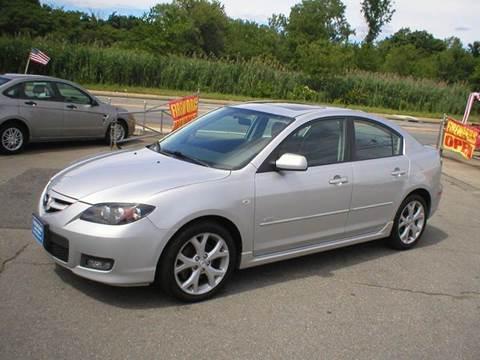 2007 Mazda MAZDA3 for sale in East Providence, RI