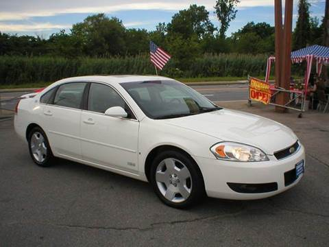 2007 Chevrolet Impala for sale in East Providence, RI