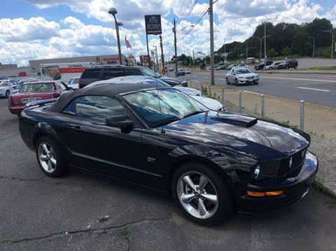 2007 Ford Mustang for sale in East Providence, RI