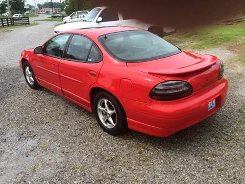 2002 Pontiac Grand Prix for sale in Danville, KY