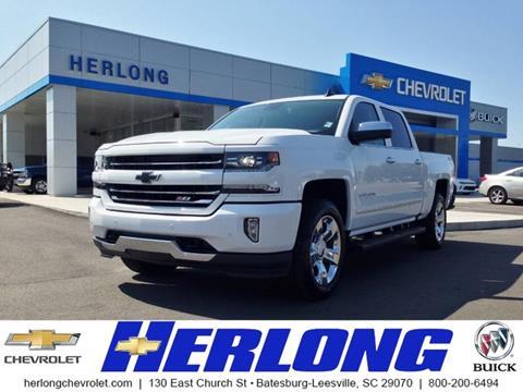 2018 Chevrolet Silverado 1500 for sale in Johnston, SC