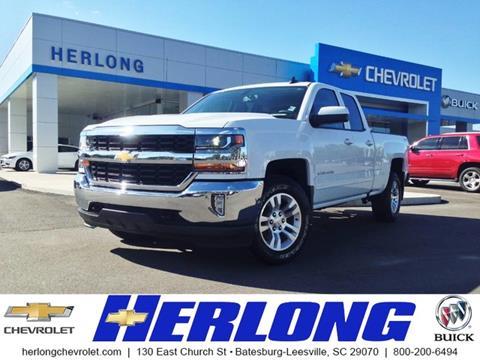 2017 Chevrolet Silverado 1500 for sale in Johnston SC