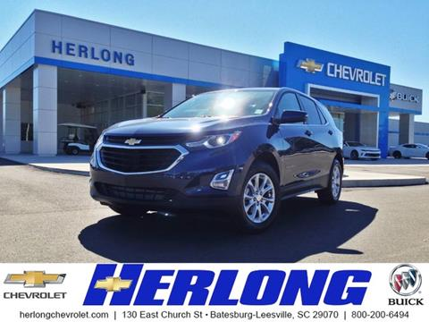 2018 Chevrolet Equinox for sale in Johnston, SC