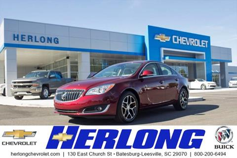 2017 Buick Regal for sale in Johnston SC