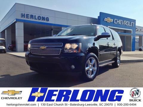 2014 Chevrolet Suburban for sale in Johnston, SC