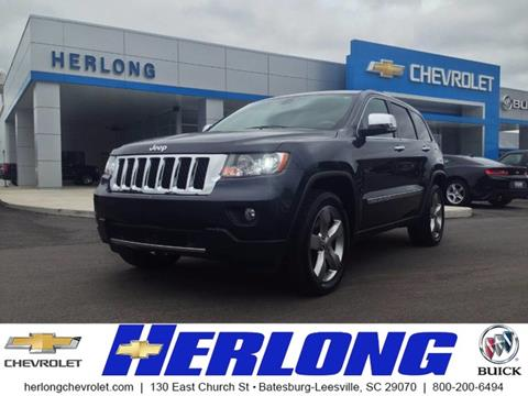 2013 Jeep Grand Cherokee for sale in Johnston, SC