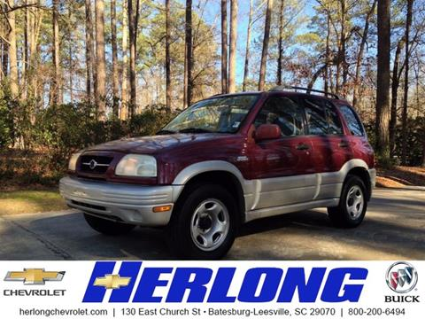 1999 Suzuki Grand Vitara for sale in Johnston, SC