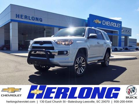 2015 Toyota 4Runner for sale in Johnston, SC