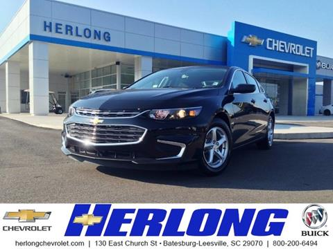 2018 Chevrolet Malibu for sale in Johnston, SC