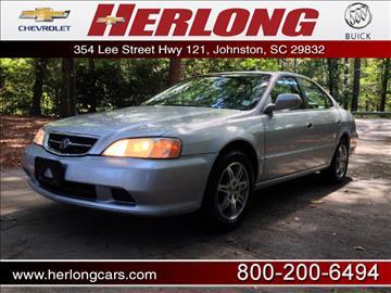 2001 Acura TL for sale in Johnston, SC
