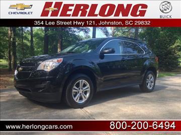 2014 Chevrolet Equinox for sale in Johnston, SC