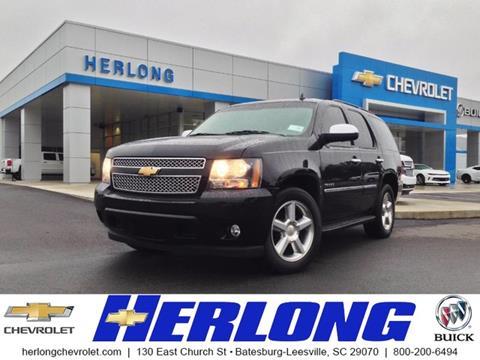 2012 Chevrolet Tahoe for sale in Johnston SC