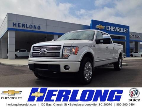 2012 Ford F-150 for sale in Johnston, SC