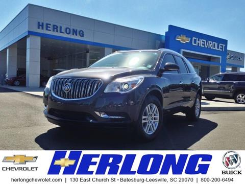 2015 Buick Enclave for sale in Johnston SC