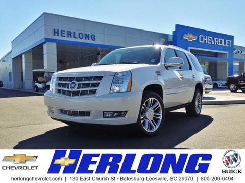 2014 Cadillac Escalade for sale in Johnston SC