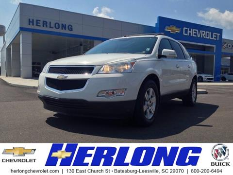 2011 Chevrolet Traverse for sale in Johnston, SC