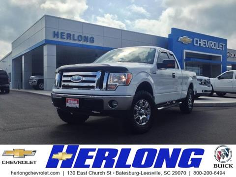 2009 Ford F-150 for sale in Johnston SC