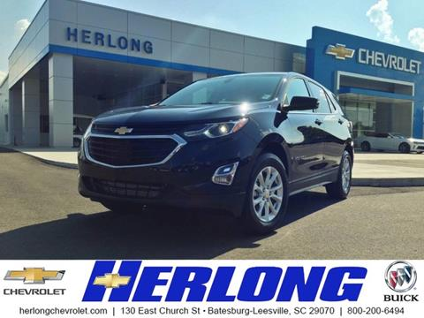2018 Chevrolet Equinox for sale in Johnston, SC