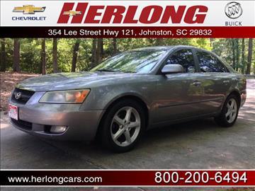 2006 Hyundai Sonata for sale in Johnston, SC