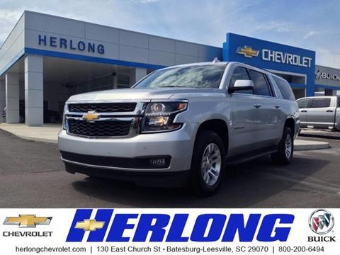 2015 Chevrolet Suburban for sale in Johnston, SC