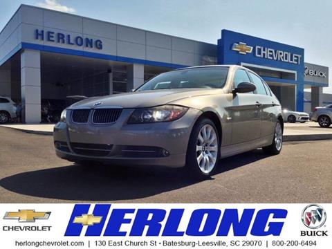 2008 BMW 3 Series for sale in Johnston SC