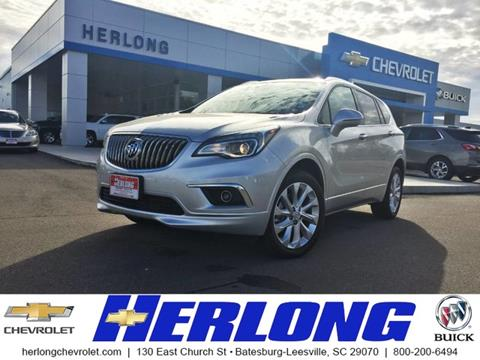 2016 Buick Envision for sale in Johnston, SC