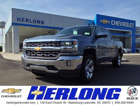 2016 Chevrolet Silverado 1500 for sale in Johnston, SC