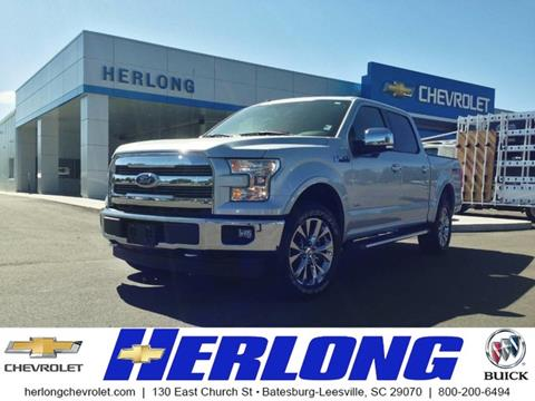 2017 Ford F-150 for sale in Johnston, SC