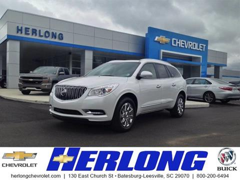 2017 Buick Enclave for sale in Johnston, SC