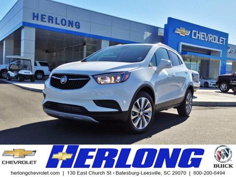 2018 Buick Encore for sale in Johnston SC