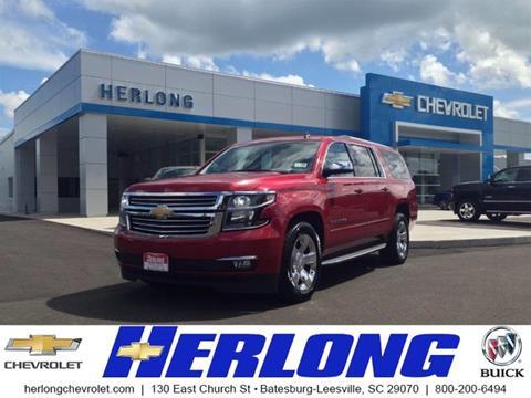 2015 Chevrolet Suburban for sale in Johnston SC