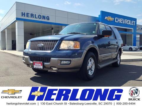 2004 Ford Expedition for sale in Johnston SC