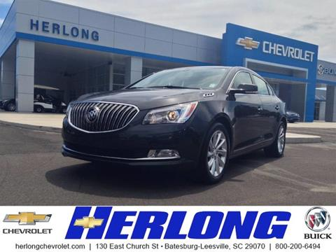 2015 Buick LaCrosse for sale in Johnston, SC