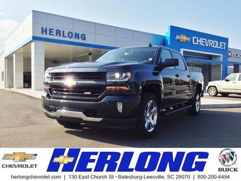 2018 Chevrolet Silverado 1500 for sale in Johnston SC