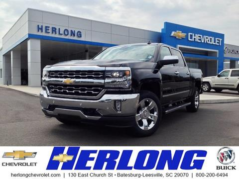 2018 Chevrolet Silverado 1500 for sale in Johnston SC