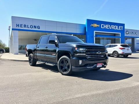 2017 Chevrolet Silverado 1500 for sale in Johnston, SC