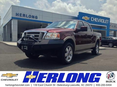 2007 Ford F-150 for sale in Johnston SC
