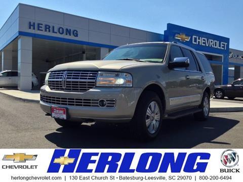 2008 Lincoln Navigator for sale in Johnston, SC