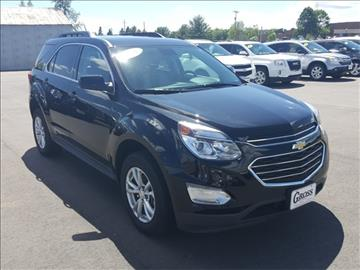 2016 Chevrolet Equinox for sale in Marshfield, WI