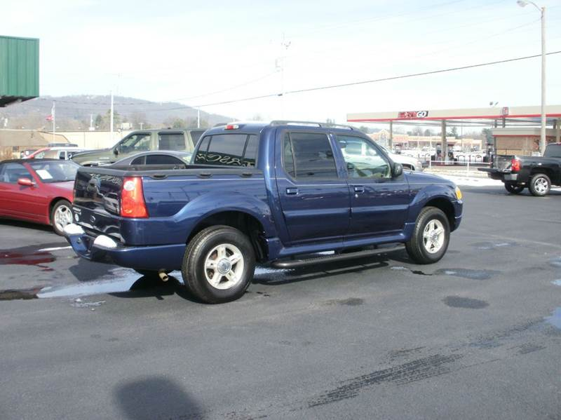 2005 ford explorer sport trac xlt 4dr 4wd crew cab sb in morristown tn hend. Cars Review. Best American Auto & Cars Review